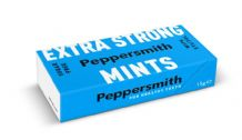 Peppersmith Sugar Free Extra Strong Mints